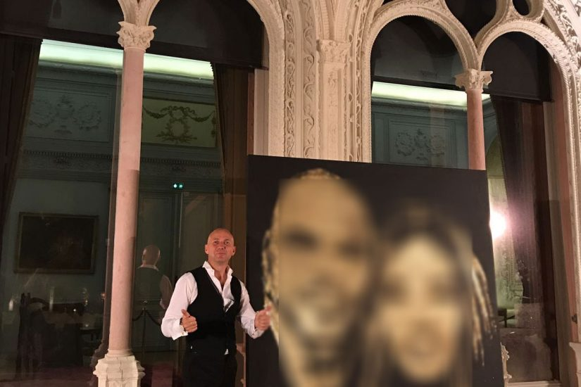 wedding event performance, wedding performance, wedding event, france, french riviera, saint jean cap ferrat, bride, groom